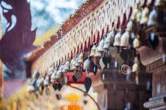 De klok in de regen Royalty-vrije Stock Foto