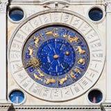 De klok van de astronomie stock foto