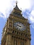 De klok van de Big Ben Royalty-vrije Stock Fotografie