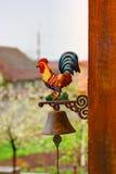 De klok van de deur Royalty-vrije Stock Foto's
