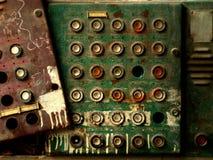 De klok van de deur Royalty-vrije Stock Fotografie