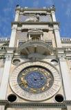 De klok van de dierenriem, Venetië, Italië royalty-vrije stock foto