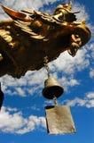 De Klok van de draak Stock Afbeelding