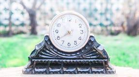 De klok van de grootvader Royalty-vrije Stock Fotografie