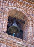 De klok van de kerk Stock Fotografie