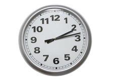 De klok van de muur Stock Fotografie