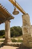 De klok van de Opdracht van La Purisima royalty-vrije stock foto's