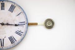 De klok van de slinger Stock Foto