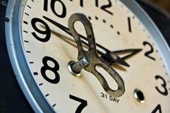 De klok van de slinger Royalty-vrije Stock Fotografie