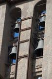 De Klok van de toren Royalty-vrije Stock Foto