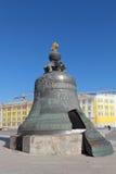 De Klok van de tsaar Stock Fotografie