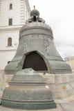 De klok van de tsaar in het Kremlin Royalty-vrije Stock Foto