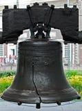 De Klok van de vrijheid, Philadelphia, PA stock foto's