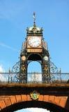 De Klok van Eastgate, Chester royalty-vrije stock afbeeldingen