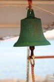 De Klok van het schip Royalty-vrije Stock Foto's