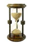 De klok van het zand Stock Foto's