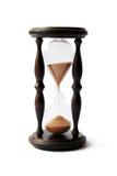 De klok van het zand Royalty-vrije Stock Foto