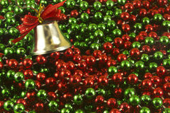 De klok van Kerstmis Stock Afbeelding