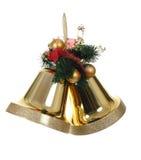 De klok van Kerstmis stock fotografie