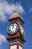De Klok van Victoria, Weymouth Stock Fotografie