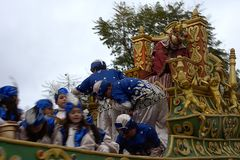 De kloka männen ståtar i Carmona 13 Royaltyfria Bilder