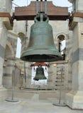 De Klokken van de Toren van Pisa Royalty-vrije Stock Afbeeldingen