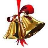 De klokken van Kerstmis Stock Afbeelding