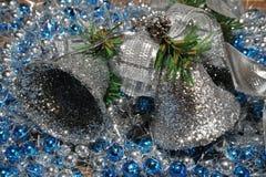 De klokken van Kerstmis #17 Stock Foto's