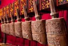 De Klokken van Zeng royalty-vrije stock afbeeldingen