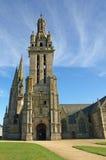 De klokketoren bij Playben Kerk Calvary royalty-vrije stock fotografie