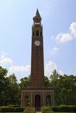 De Klokketoren UNC-CH van de kapelheuvel Royalty-vrije Stock Afbeeldingen