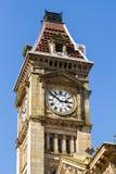 De klokketoren van Birmingham Royalty-vrije Stock Foto's