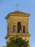 De klokketoren van Chiaravalle Royalty-vrije Stock Fotografie