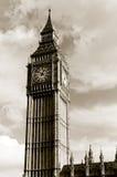 De Klokketoren van de Big Ben Royalty-vrije Stock Afbeeldingen