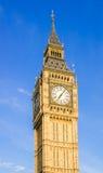 De Klokketoren van de Big Ben Stock Foto