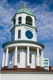 De Klokketoren van Halifax Stock Afbeeldingen