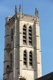 De klokketoren van Parijs - Clovis- Royalty-vrije Stock Fotografie