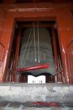 De Klokketoren van Peking Royalty-vrije Stock Foto's