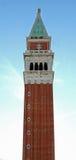 De Klokketoren van San Marco Royalty-vrije Stock Fotografie