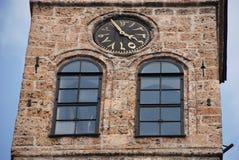 De Klokketoren van Sarajevo Stock Afbeeldingen