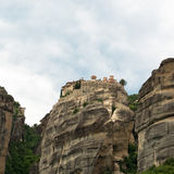 De Kloosters van Meteora, Griekenland Royalty-vrije Stock Foto