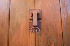 De kloppers van de deur Stock Foto's