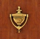 De Kloppers van de deur stock afbeeldingen