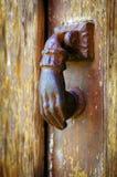 De kloppers van de deur royalty-vrije stock afbeeldingen