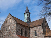 ` de Kloster Zinna del ` del monasterio Imagen de archivo