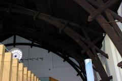 De kluis van de oude stallen stock afbeeldingen