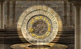 De kluis van Tijd Royalty-vrije Stock Afbeeldingen