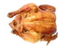 De knapperige Kip van het Braadstuk Stock Foto's