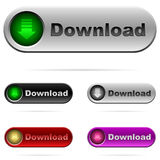 De knoop van de download stock illustratie
