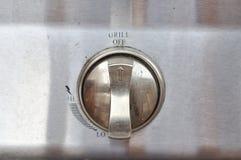 De knoop van de grill Stock Foto's